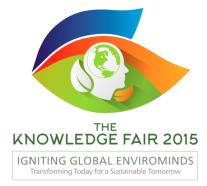 UNDP GEF SGP Knowledge Fair 2015